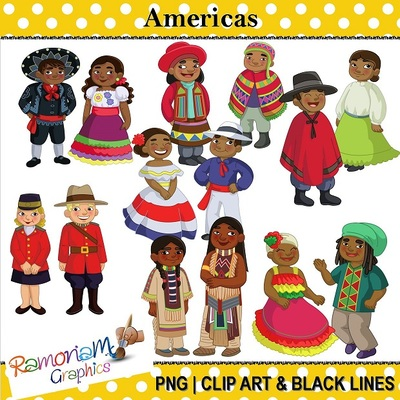 Children of the World: Americas Traditional Historical World.