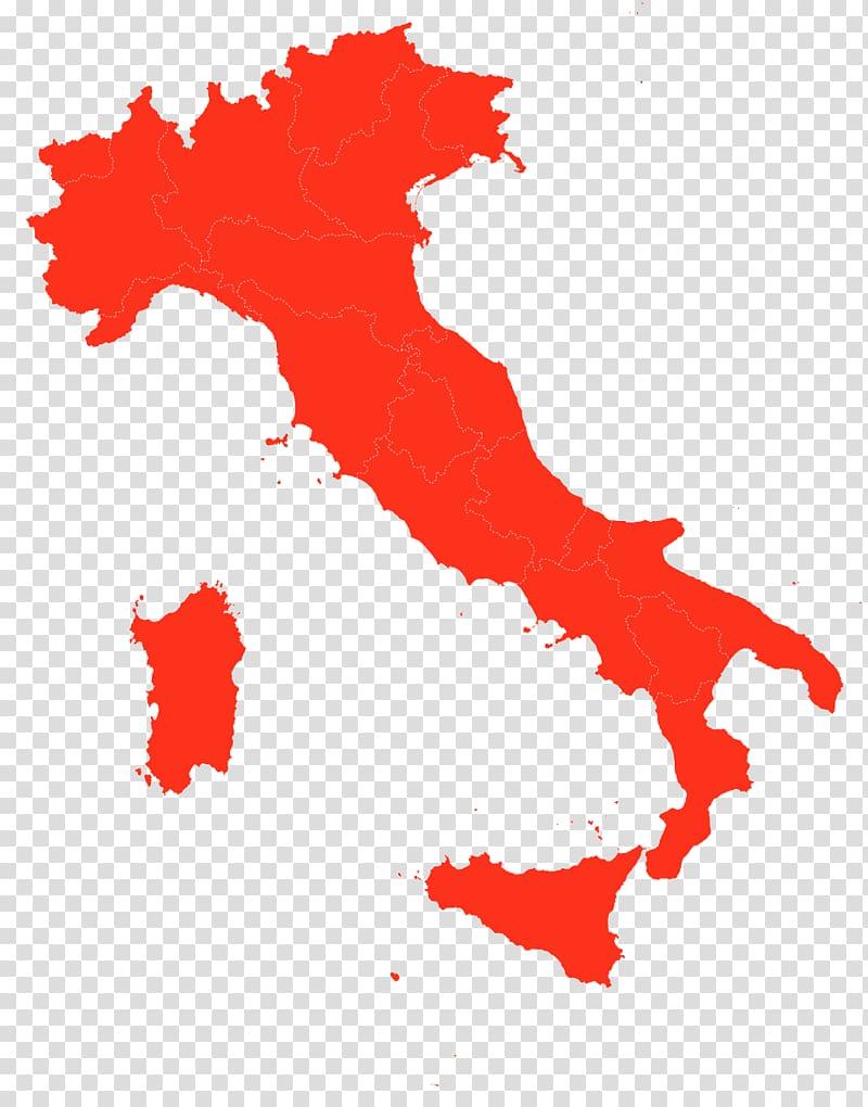 Regions of Italy Map Flag of Italy , italy logo transparent.