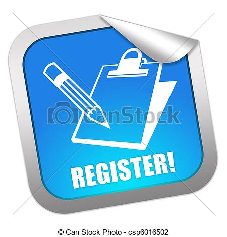 Register Now Clipart.