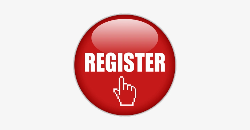Register Now Button PNG Images.