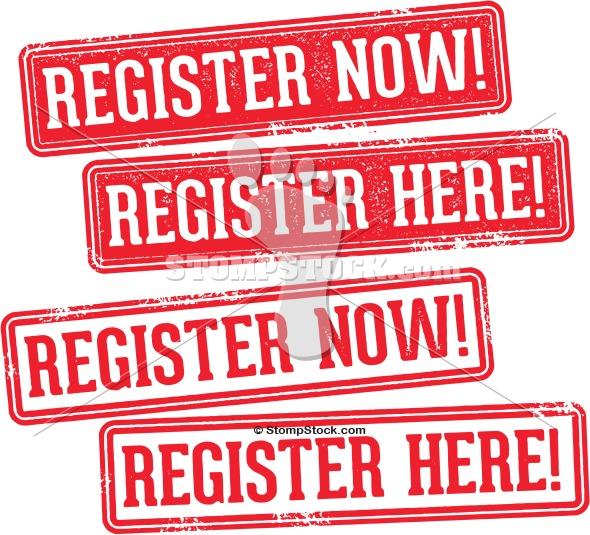 Register Here.