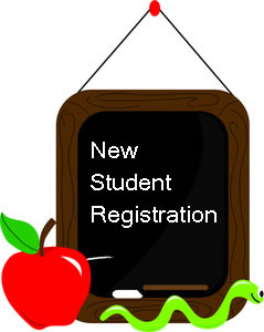 Registration Clipart.