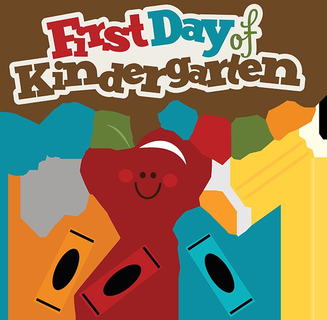 Kindergarten Clip Art.