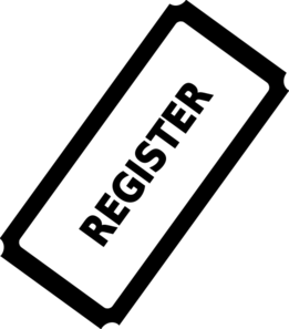 Early registration clipart.