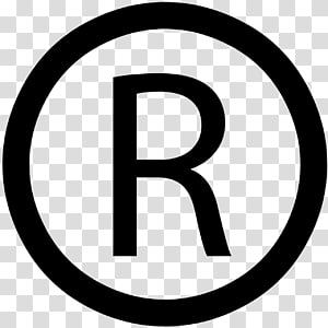 Black R logo, Computer Icons Registered trademark symbol.