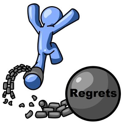 Clip Art Regret.