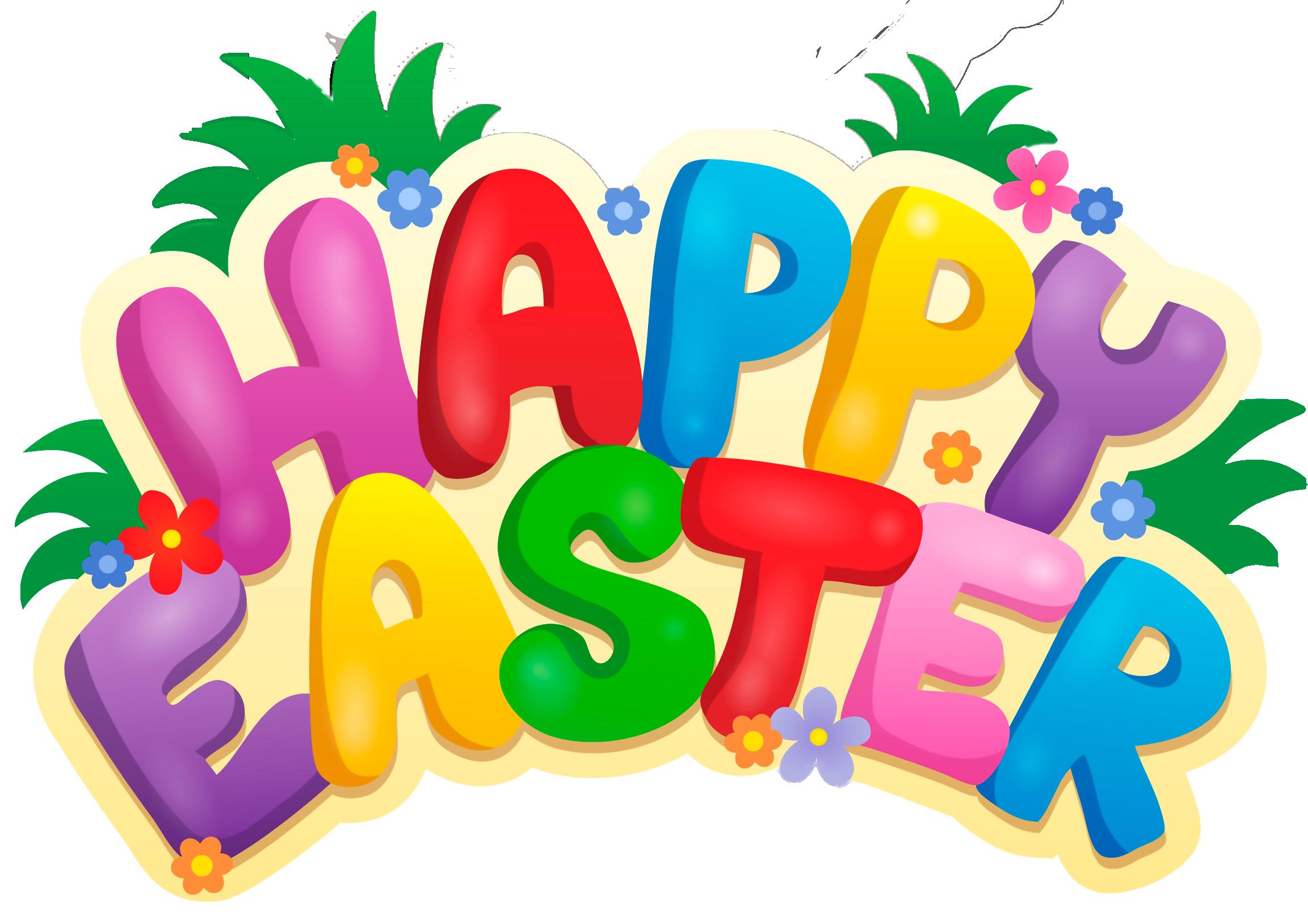 Easter Schedule.