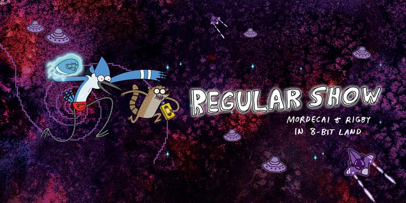 Regular Show: Mordecai & Rigby in 8.
