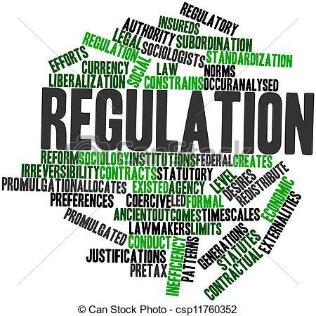Regulatory Clip Art.