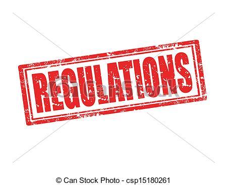 Regulation clipart #19