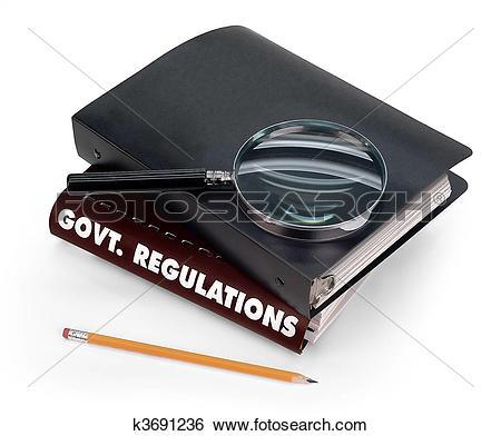 Clip Art of Regulation k11760352.