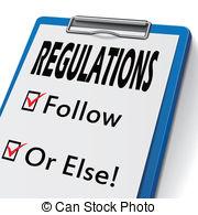 Regulatory Compliance Clipart.