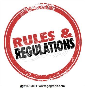 Regulation Clipart.