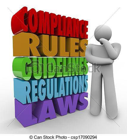 Regulation clipart #20