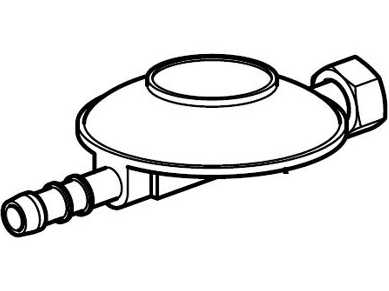 Delonghi Gas Heater Pressure Regulator.