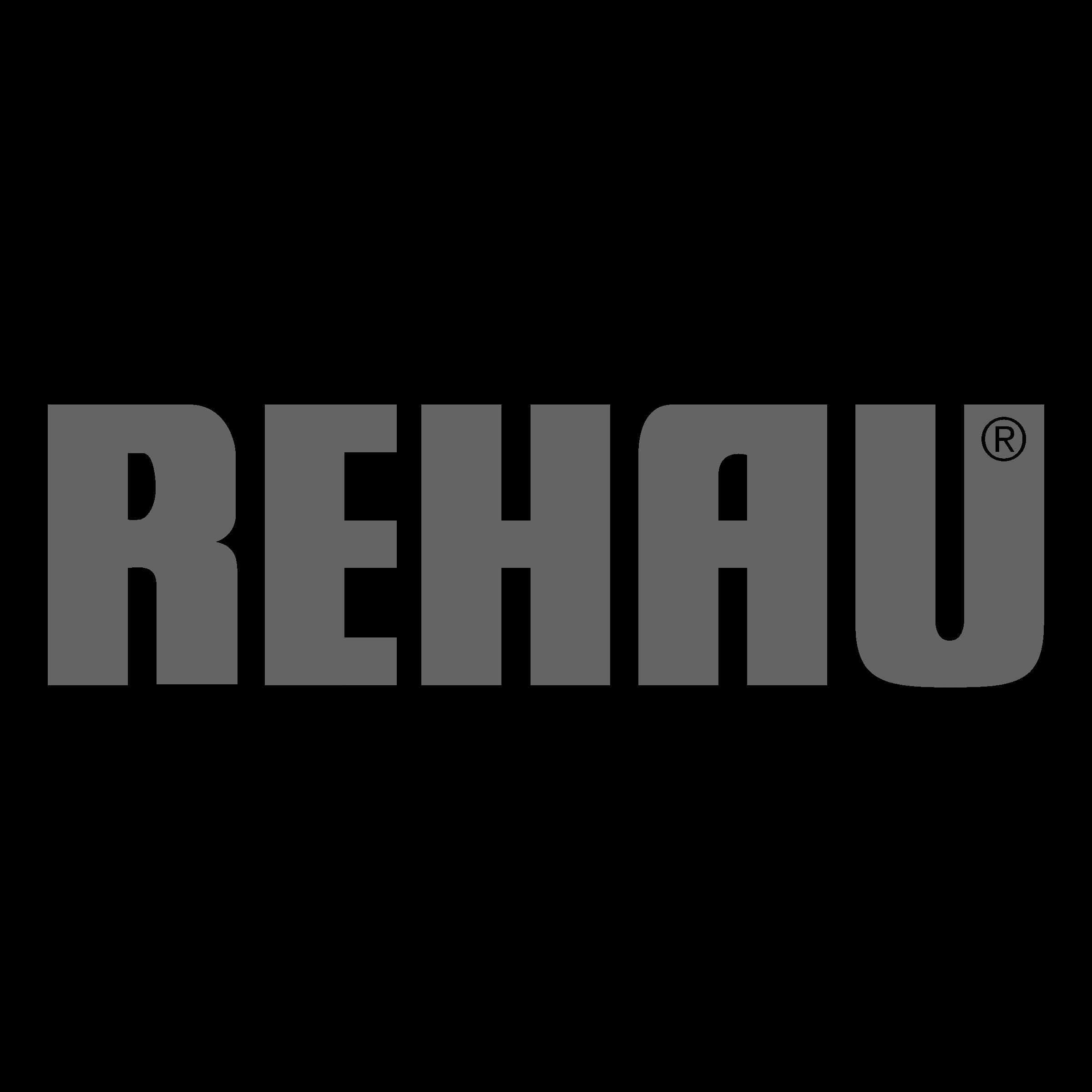 Rehau Logo PNG Transparent & SVG Vector.