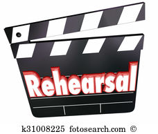 Rehearsal Stock Illustrations. 201 rehearsal clip art images and.