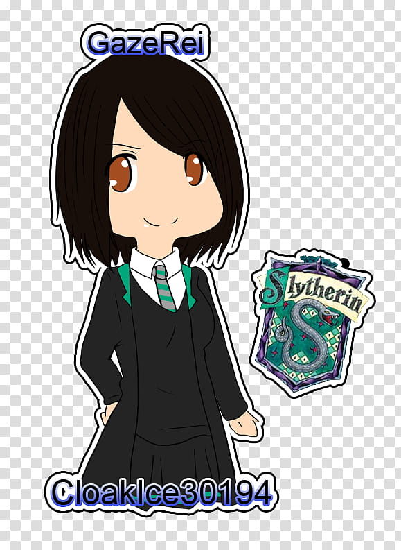Pottermore ID for Rei transparent background PNG clipart.