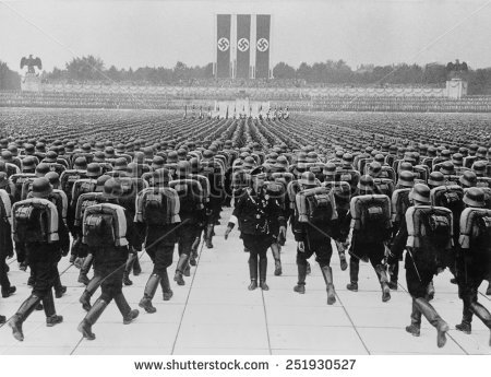 Nazi Stock Images, Royalty.