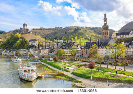 Cochem Stock Images, Royalty.