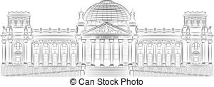 Reichstag Vector Clipart EPS Images. 54 Reichstag clip art vector.