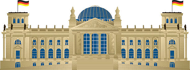 The Reichstag Clip Art, Vector Images & Illustrations.