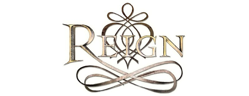 Reign TV Show Logo\
