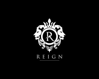 Reign Logo Design.