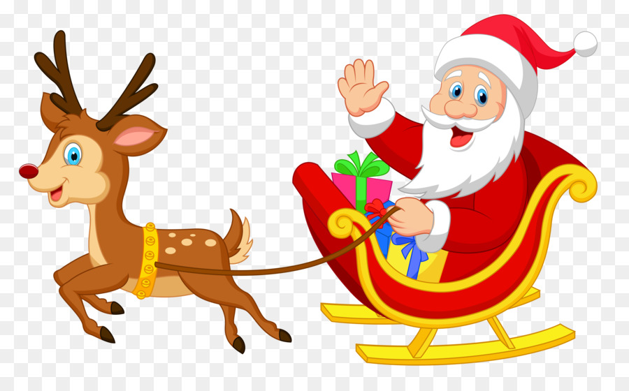 Santa Claus Drawing clipart.