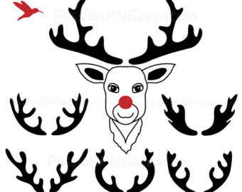 Free Antler Cliparts, Download Free Clip Art, Free Clip Art.