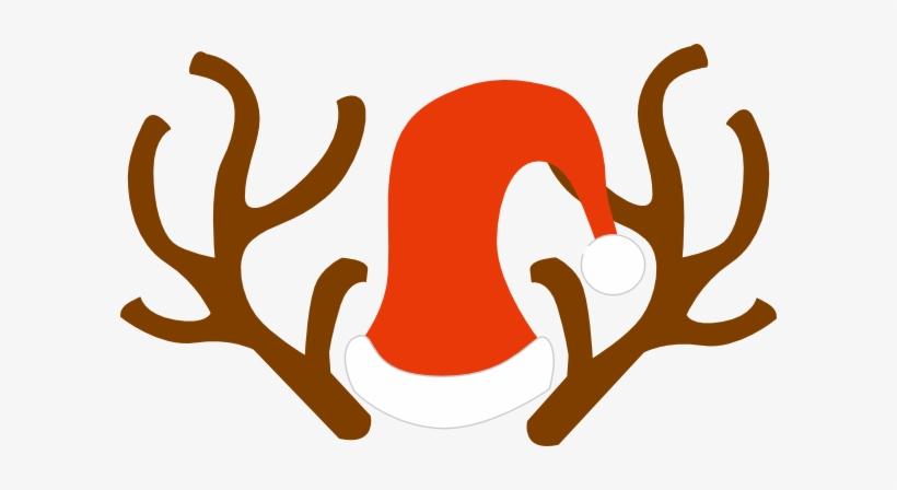 Rudolph Ears Clip Art.