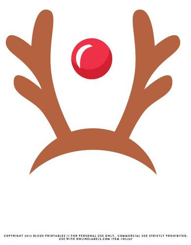 Free Reindeer Ears Cliparts, Download Free Clip Art, Free.