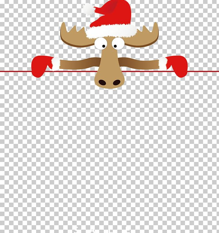 Reindeer Santa Claus Christmas PNG, Clipart, Animals, Art.