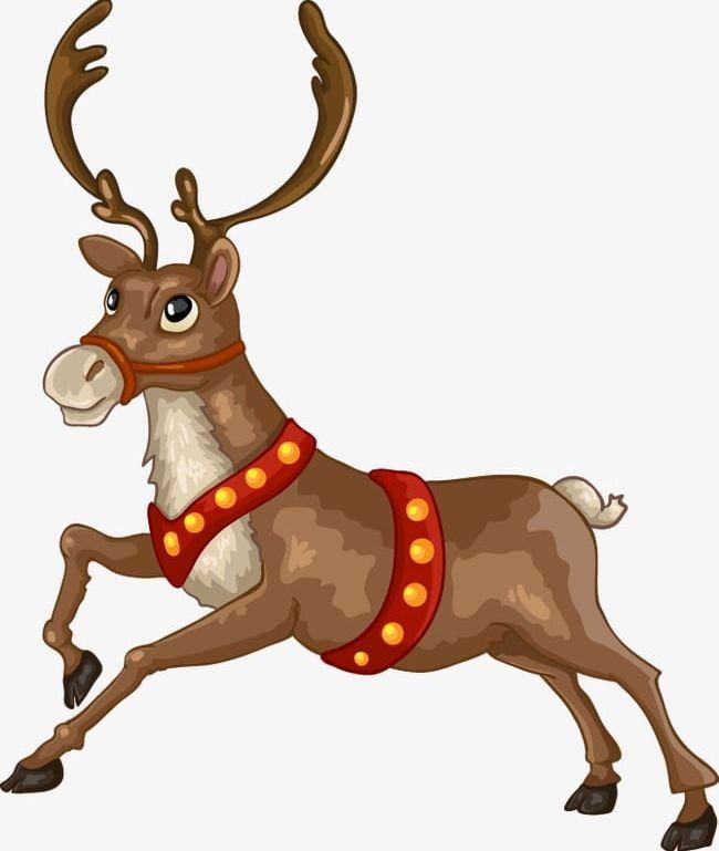 Christmas Reindeer PNG, Clipart, Christmas, Christmas.
