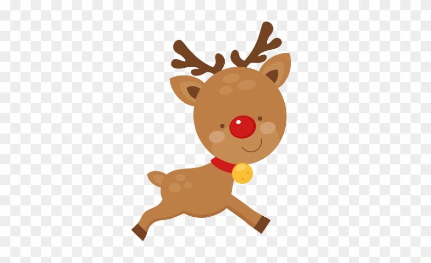 Clipart reindeer flying, Clipart reindeer flying Transparent.
