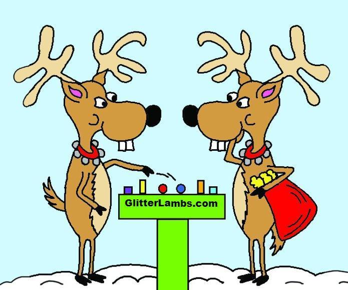 Reindeer Games.