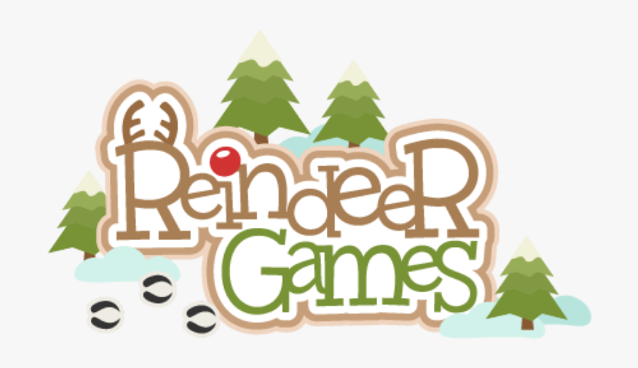 Reindeer Game Clipart , Free Transparent Clipart.