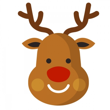 Deer Head Png, Vector, PSD, and Clipart With Transparent.