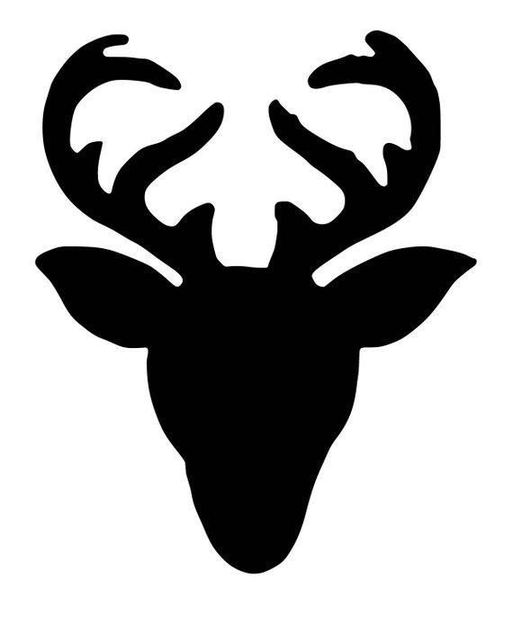Deer Head Antlers.