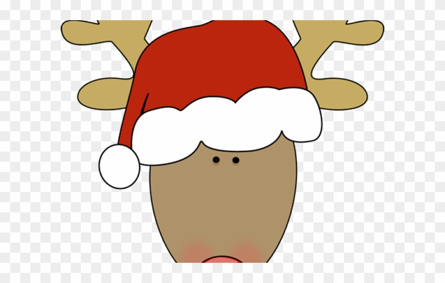 Holiday Clipart Reindeer.