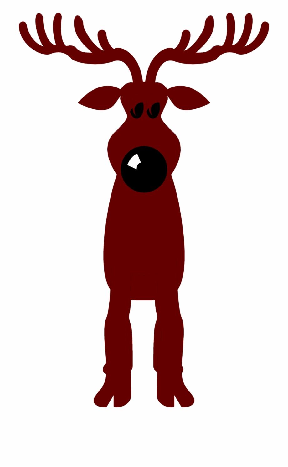 Deer Clipart Nose.