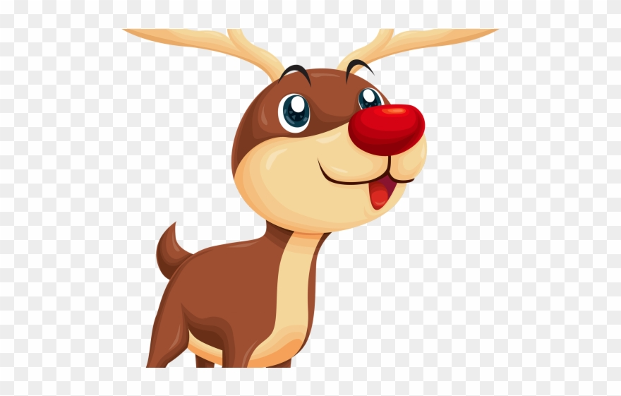 Reindeer Clipart Tail.