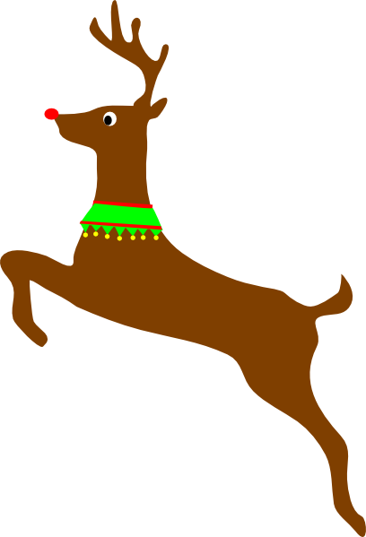 Best Reindeer Clipart #22142.