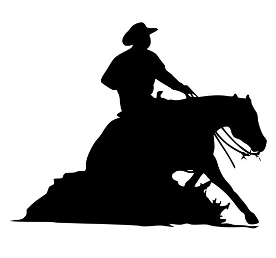 This horse silhouette measures approx. 28 X 22 inches. It.