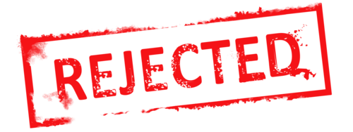 Reject clipart.