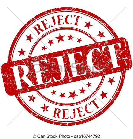 rejects clipart #17
