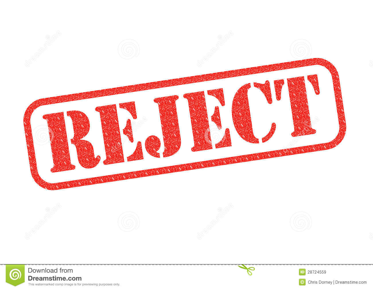 rejects clipart #8