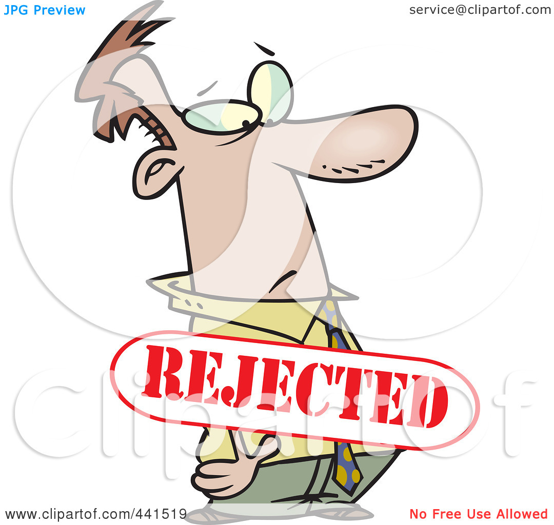 rejects clipart #18
