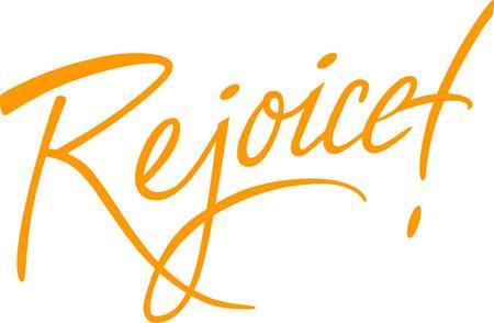 Rejoice clipart 4 » Clipart Station.