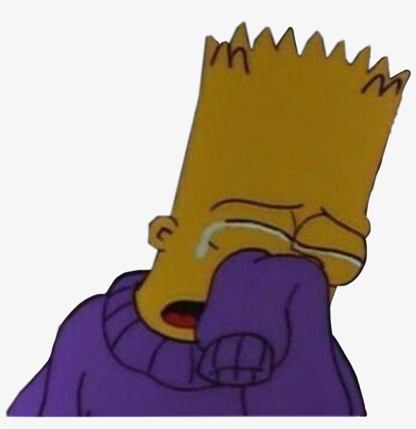 Simpsons Thesimpsons Bartsimpson Aesthetic Mood Relatable.